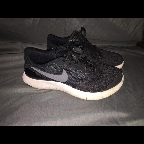 8c2d415626778 Nike Boys Black Flex Contact. M 5a3c525c31a376ceed0011e8